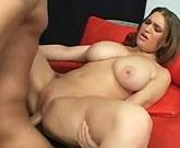 Cassandra has big boobs
